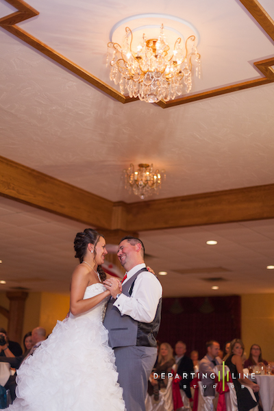 z-Departing Line Studios - Ashley & Tony's Reception Room Dance-